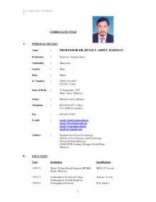 resume for application malaysia cv template indonesia http webdesign14