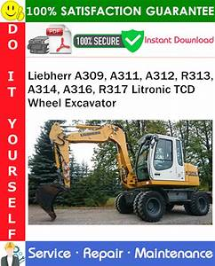 Download Excavator Repair Manual  Hyundai  Crawler