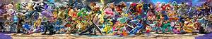 Check Out The Most Current Version Of Super Smash Bros