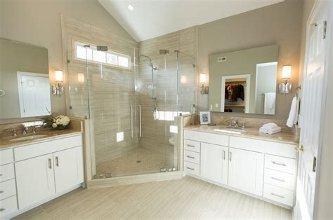 large white wall mirror frameless shower doors in raleigh shower doors