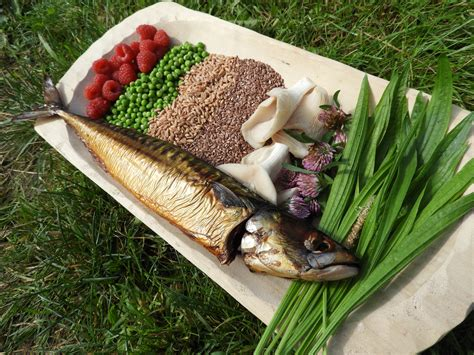 Food In The Stone Age