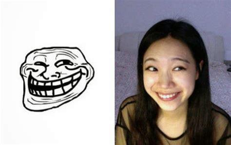Meme Faces Girl - damn cool pictures girl making meme faces