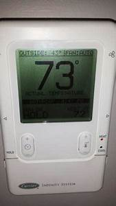 Need Some Wiring Help With Aprilaire 500 On A Carrier Inifinity Heat Pump