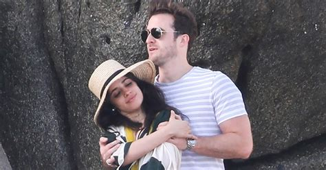 Camila Cabello Kisses Dating Coach Matthew Hussey Pics