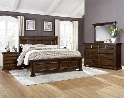 Bassett Vaughan Bedrooms by Vaughan Bassett Woodlands Bedroom Great