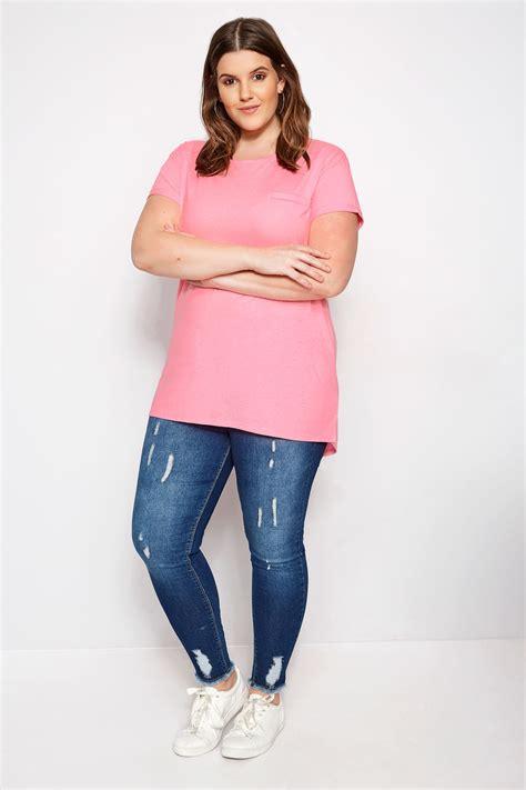 Shirt Pink Grosse Grossen