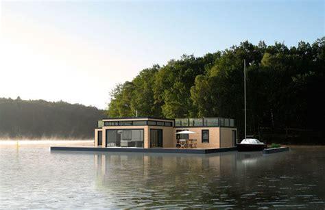 brasserie bureau maison flottante 140 m aquashell