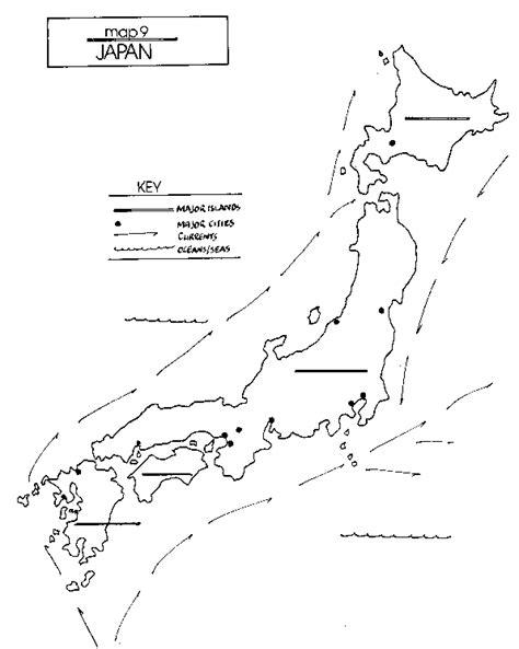 geography of japan worksheet worksheets for all