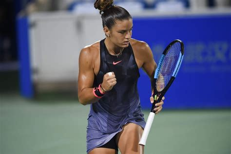 Born 25 july 1995) is a greek professional tennis player. Maria Sakkari During day five at 2017 WTA Wuhan Open in Wuhan - Celebzz - Celebzz