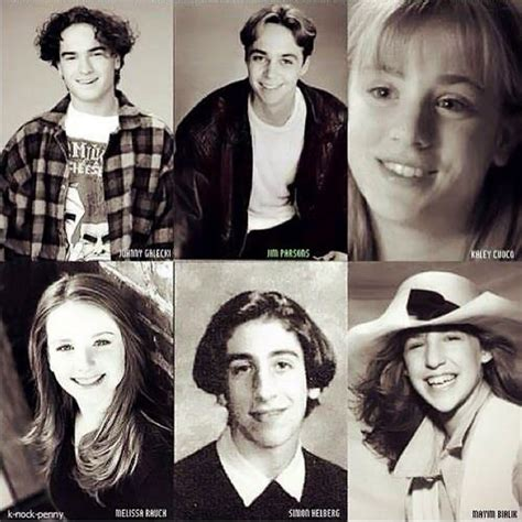 the cast of the big bang theory as kids photo