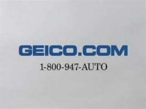 geico commercials youtube