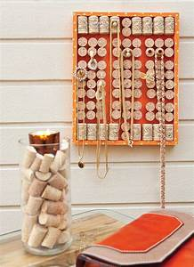 DIY jewelry organizer - 3 ideas for hanging and display
