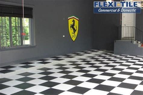 Ausgleichsmasse Boden Garage by Werkstattboden Flexi Tile Pvc Werkstattfliesen