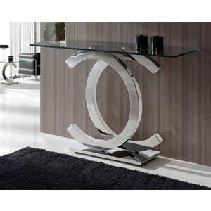 Console D Entrée Design : console design meubles comparer les prix sur ~ Teatrodelosmanantiales.com Idées de Décoration