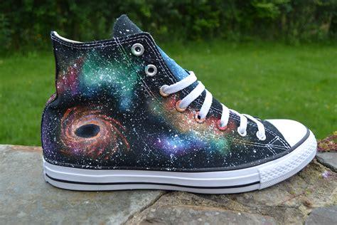 Galaxy Converse Rainbow Converse Black Hole Nebula
