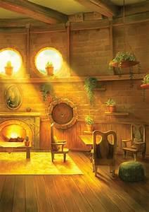 Hufflepuff Common Room Pottermore