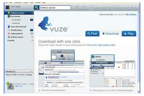 vuze free software download