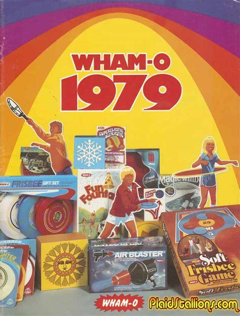 wham o toys 1979 wham o toys catalog i plaidstallions