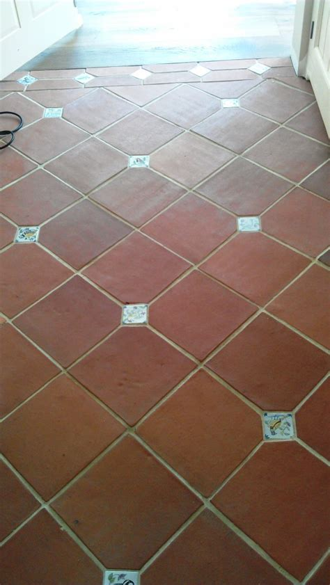 cleaning terracotta floor tiles near boston lincolnshire