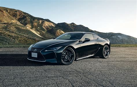 2021 Lexus LC Inspiration Series: A sinister ride limited ...