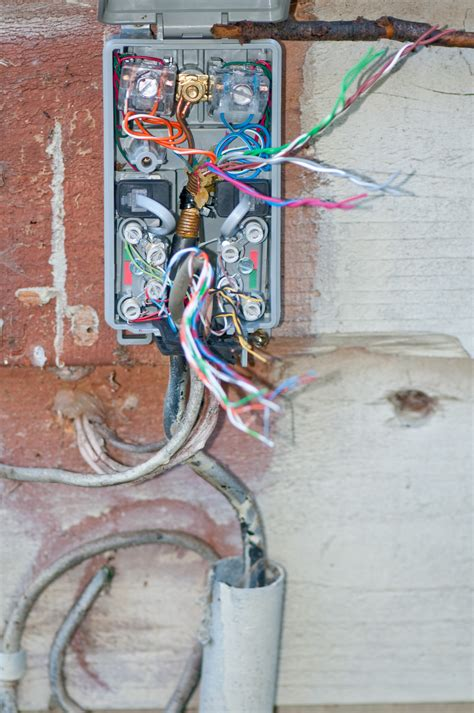 telephone power catv poles