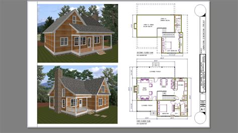 small  bedroom house small  bedroom cabin plans