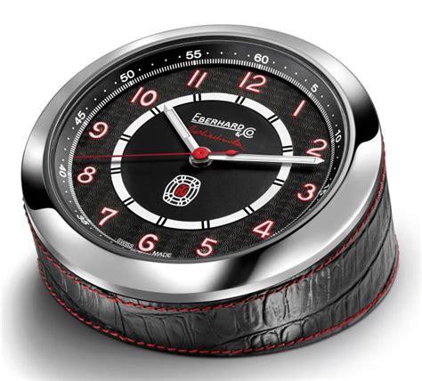 montre de bureau eberhard co horloge de bureau tazio nuvolari