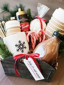 Culinary Gift Basket Ideas | DIY