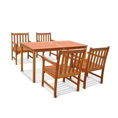 hayden island patio table garden treasures set of 6 hayden island steel patio dining