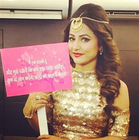 7 Hina Khan hairstyles that will help you look sassy and