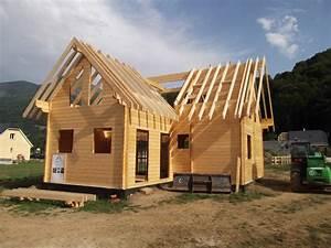 Maison En Bois Construction : salons de l 39 habitat agenda de poirot constructions bois ~ Melissatoandfro.com Idées de Décoration