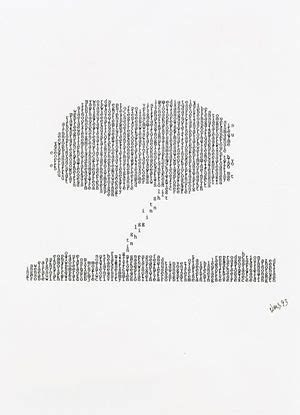 Clickety-clack! The amazing art of the typewriter – in pictures | Amazing art, Ascii art, Art