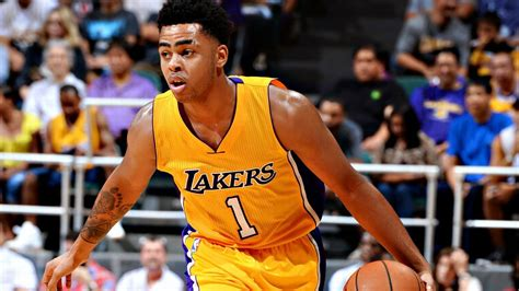 d angelo russell of los angeles lakers apologizes for recording nick young conversation
