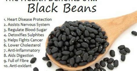 health benefits  black beans mia liana