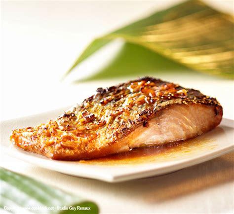 cuisiner un pavé de saumon recette saumon la cuisine de