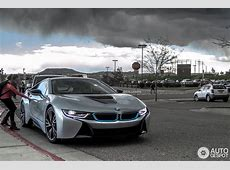 Coolest Mom Ever? Kid Gets Picked Up from School in BMW i8