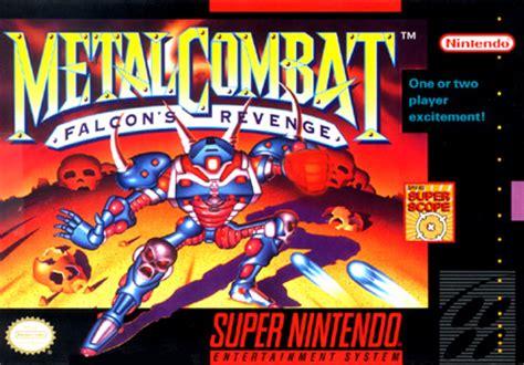 metal combat falcons revenge strategywiki  video