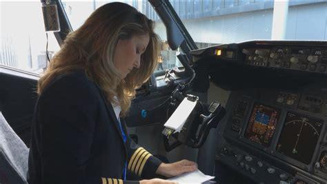 female flight crew inspires  generation  women