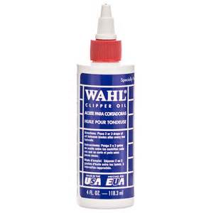 Wahl Wahl Clipper Oil Dog Clippers & Accessories