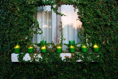 Candele Verde - candele natale 2014 onfuton verde 2 onfuton