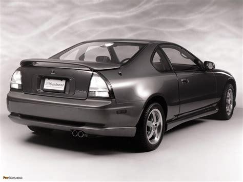 Honda Prelude Kaminari Aero Kit (BA8) 1992–96 wallpapers ...