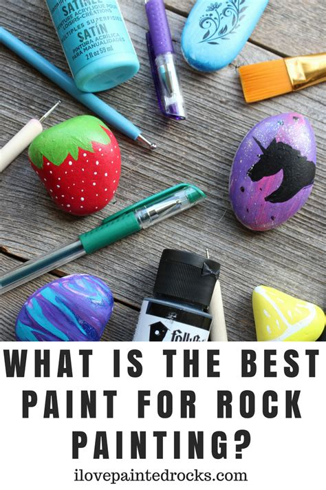 what is the best paint to use on kitchen cabinets what of paint do you use to paint rocks i