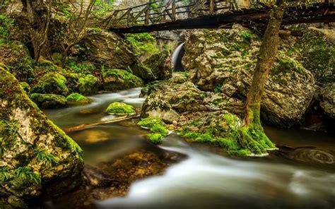 Emen Canyon Negovanka River 20 Km From Veliko Turnovo City ...