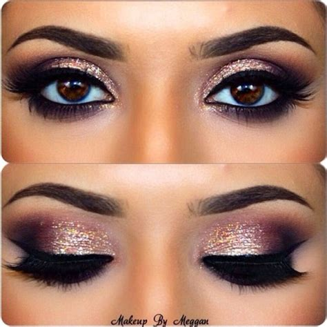 simple      prom makeup cosmetic ideas