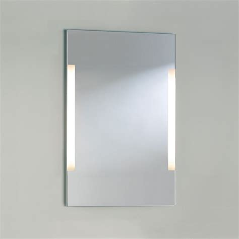 astro imola  polished chrome bathroom mirror light