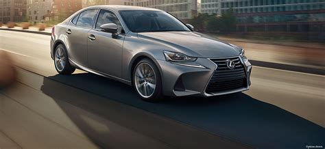silver lexus 2017 2017 lexus is luxury sedan lexus com