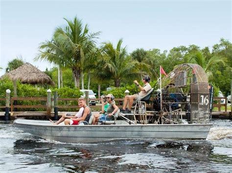Everglades Airboat Tour Captain Doug captain doug s airboat tour picture of captain s