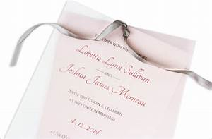 5 vellum wedding invitation ideas you can do With wedding invitations using vellum paper