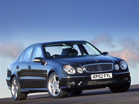 Mercedesbenz E 55 Amg Ukspec (w211) '200206