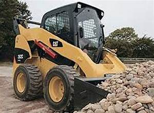 Caterpillar 262c Skid Steer Loader Mst Electrical And